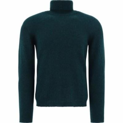 ロベルトコリーナ Roberto Collina メンズ ニット・セーター トップス Wool Sweater Green