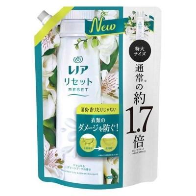 レノアリセット ヤマユリ&グリーンブーケの香り 詰替 特大 795ml