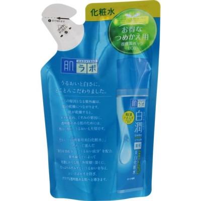 ロート製薬 肌ラボ 白潤薬用美白化粧水 <つめかえ用・170mL>
