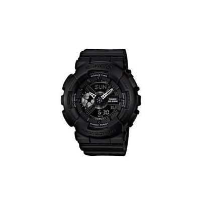 [カシオ] 腕時計 ベビージー BA-110BC-1AJF ブラック