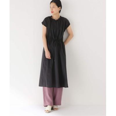 レディース ボイスフロムベイクルーズ 【Honnete】DrawString Dress ブラック フリー