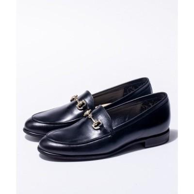 ローファー 【On Bleue】ビットデザインローファー/176031