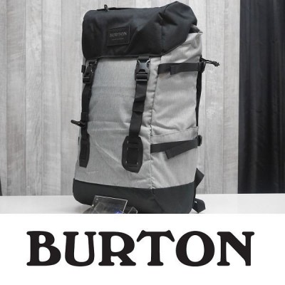 20 BURTON バートン バックパック Tinder 2.0 30L Backpack - Gray Heather 国内正規品