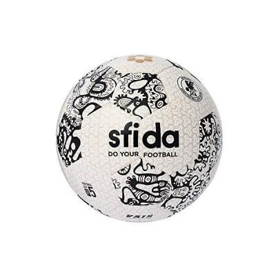 SFIDA(スフィーダ) VAIS_NORITAKE_KINASHI (BSFVN02) [色 : WHT/BLK] [サイズ : 5]