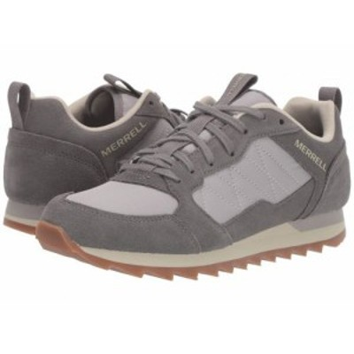 Merrell メレル レディース 女性用 シューズ 靴 スニーカー 運動靴 Alpine Sneaker Charcoal/Paloma【送料無料】