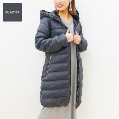 DUVETICA デュベティカ / ACE-wool アチェウール ダークグレー GRIGIO FUMO(192-D8111140N00-10870) (2019-20秋冬モデル) ウールダウンコ