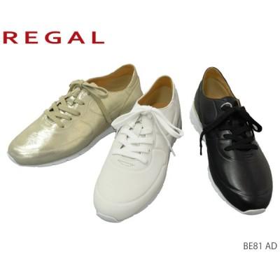 リーガル レディース REGAL Ladies スニーカー ヒール:30mm BE81AD 靴 正規品