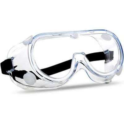 スーパーモア プロテクティブ セーフティゴーグル SuperMore 安全メガネ