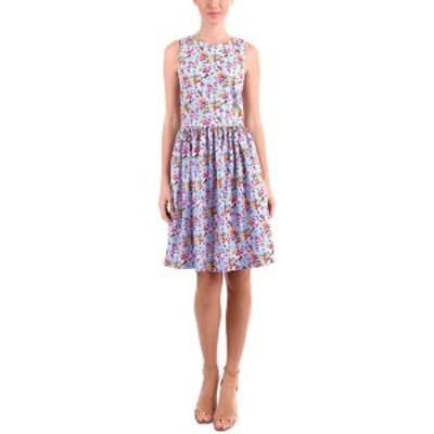 ジェット レディース ワンピース トップス Jet Dress multicolor print