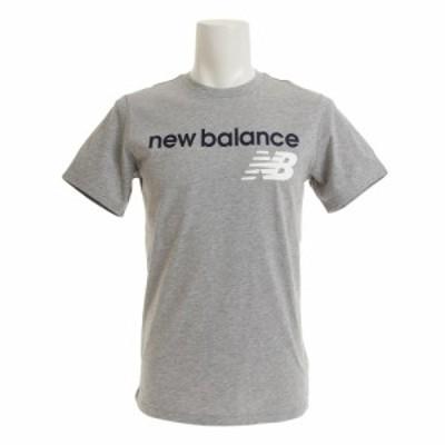 ニューバランス(new balance)アスレチックスメインロゴTシャツ AMT73581AGM オンライン価格(Men's)