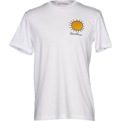 クリストファー ケイン CHRISTOPHER KANE メンズ Tシャツ トップス T-Shirt White