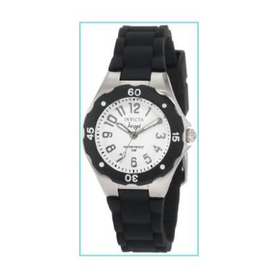 Invicta Women's 1627 Angel Quartz 3 Hand White Dial Watch【並行輸入品】