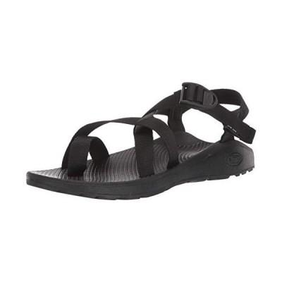 Chaco Women's Zcloud 2 Sport Sandal, Solid Black, 6