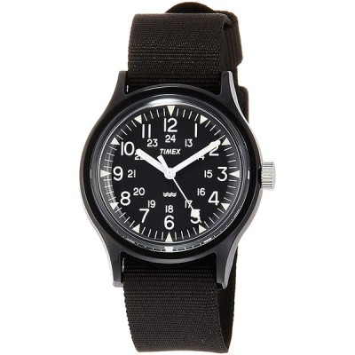 タイメックス TIMEX 国内正規品 Original Camper オリジナル キャンパー ブラック ブラック TW2R13800 レディース メンズ 腕時計 ミリタリー キャンプ おしゃれ