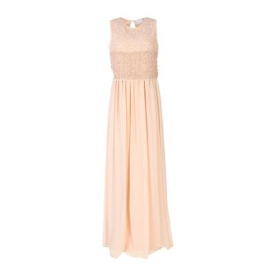 LA KORE ロングワンピース&ドレス ピンク 2 ポリエステル 100% ロングワンピース&ドレス