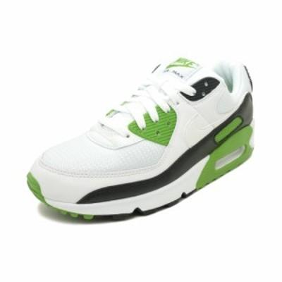 スニーカー ナイキ NIKE エアマックス90 ホワイト/ホワイト/クロロフィル/ブラック CT4352-102 メンズ シューズ 靴 20SU