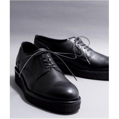 STUDIOUS MENS / 【PADRONE】STUDIOUS限定ラバーソールプレーントゥシューズ/PK8565-2012-17A MEN シューズ > ブーツ