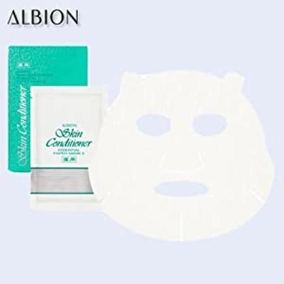 アルビオン 薬用スキンコンディショナーエッセンシャルペーパーマスクE医薬部外品(12ml8枚入)