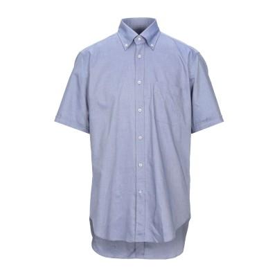 カリバン CALIBAN シャツ ダークブルー 42 コットン 100% シャツ