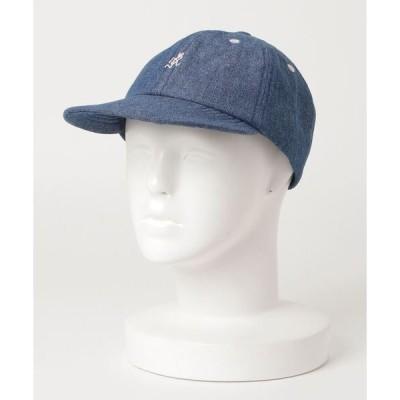 帽子 キャップ 【63】【GRAMICCI】LIGHT DENIM UMPIRE CAP