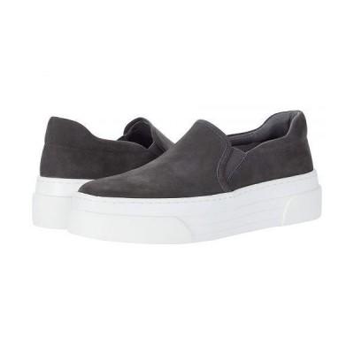 J/Slides レディース 女性用 シューズ 靴 スニーカー 運動靴 Aileen - Dark Grey Nubuck