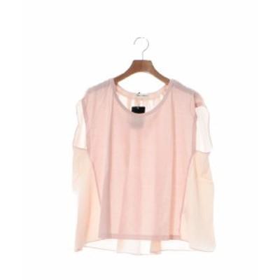 nano・universe BASEMENT ナノユニバースベースメント Tシャツ・カットソー レディース