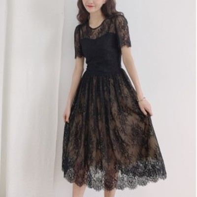 ドレス ワンピース ドレス キャバ ドレス 大きいサイズ ドレス 結婚式 ドレス パーティー ドレス 二次会 ドレス お呼ばれ ドレス 総レー