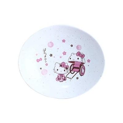 「 ハローキティ 」 はろうきてぃ和食器 楕円皿 さくら 312123