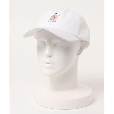 OVERRIDE / 【CASTANO】CA SOUVENIR CAP [芸者] MEN 帽子 > キャップ
