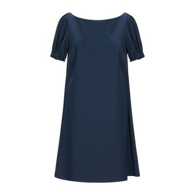 CHIARA BONI LA PETITE ROBE ミニワンピース&ドレス ブルーグレー 44 ナイロン 72% / ポリウレタン 28% ミニワ