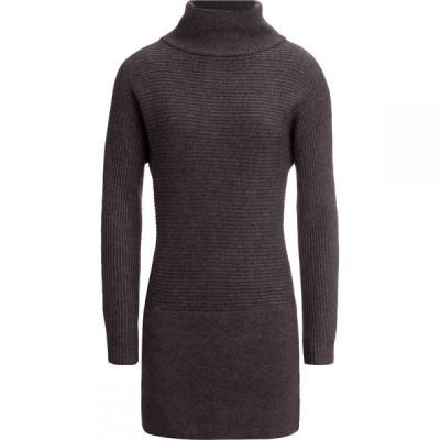 ベイスンアンドレンジ Basin and Range レディース ワンピース ワンピース・ドレス Cozy Outing Sweater Dress Black Heather