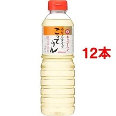 キッコーマン こってりん (500ml*12本セット)