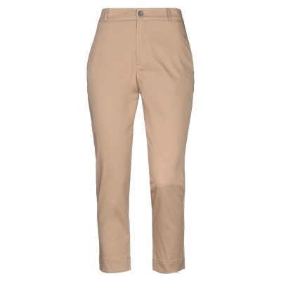 PDR PHISIQUE DU ROLE パンツ キャメル 1 コットン 96% / ポリウレタン 4% パンツ