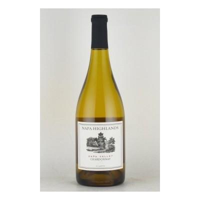 白ワイン アメリカ カリフォルニア ナパ ハイランズ シャルドネ ナパ ヴァレー 14.5度 750ml 正規品