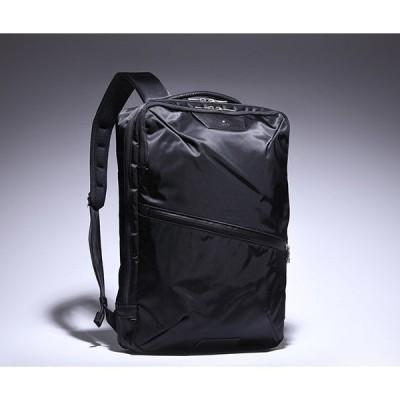 【ミニコンテナボックス付き】マスターピース バックパック/ブラック メンズ プログレス 02391 master-piece