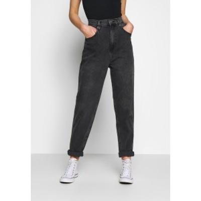 トミーヒルフィガー レディース デニムパンツ ボトムス MOM JEAN TAPERED - Relaxed fit jeans - aries aries