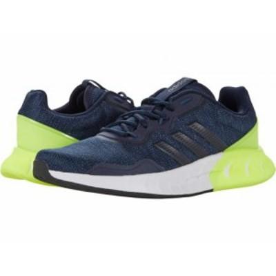 adidas Running アディダス メンズ 男性用 シューズ 靴 スニーカー 運動靴 Kaptir Super Crew Navy/Legend Ink/Solar Yellow【送料無料】