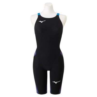MIZUNOスイム・競泳競泳水着 水泳 競泳用GX・SONIC NEO ハーフスーツ FINA承認 N2MG120520ブルー