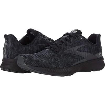ブルックス Launch 8 メンズ スニーカー 靴 シューズ Black/Ebony/Grey