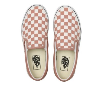 VN0A4U381GL CLASSIC SLIP-ON (CHK)ROSE DAWN 607153-0001
