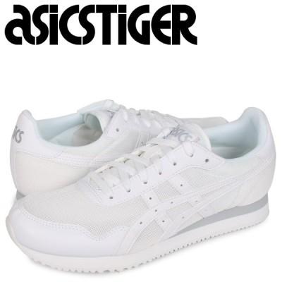 アシックス asics タイガー ランナー スニーカー メンズ TIGER RUNNER ホワイト 白 1191A207-100