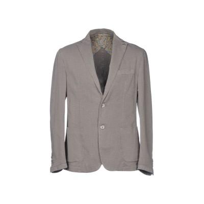 BARBATI テーラードジャケット ドーブグレー 48 コットン 99% / ポリウレタン 1% テーラードジャケット