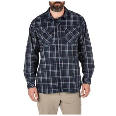 5.11 タクティカル メンズ シャツ トップス 5.11 Tactical Men's Peak Long Sleeve Shirt