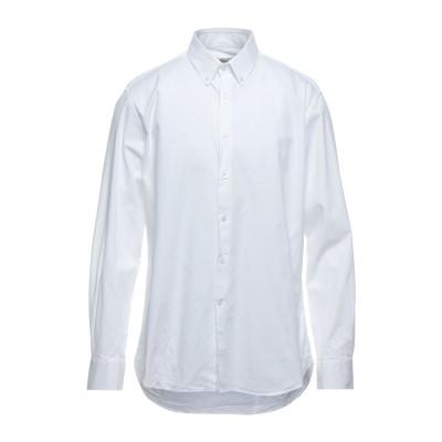 INGRAM シャツ ホワイト 44 コットン 100% シャツ