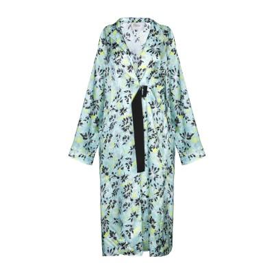 ジャッカ JUCCA 7分丈ワンピース・ドレス ターコイズブルー 40 レーヨン 100% 7分丈ワンピース・ドレス