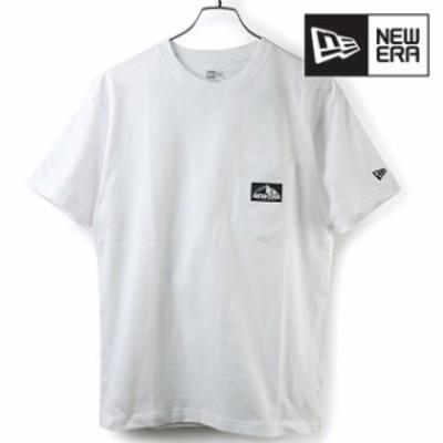 ニューエラ アウトドア NEWERA OUTDOOR メンズ 8ozコットン ポケットTシャツ Outdoor Gear Tee [12674259 SS21] トップス 半袖 WHITE ホ