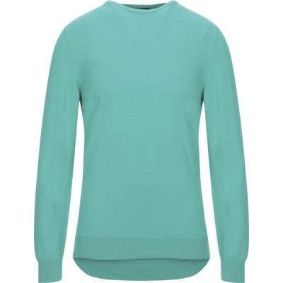 マスク +39 MASQ メンズ ニット・セーター トップス sweater Green