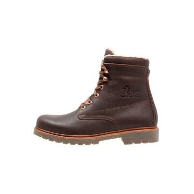 パナマ ジャック ブーツ&レインブーツ メンズ シューズ AVIATOR - Lace-up ankle boots - grass chestnut