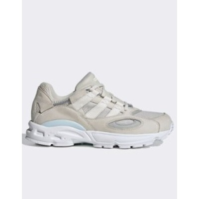 アディダス レディース スニーカー シューズ adidas Originals Magmur Runner sneakers in white White