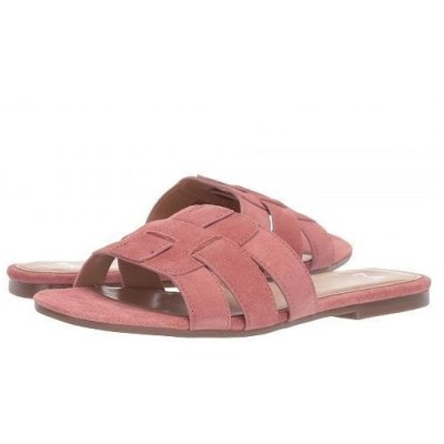 Marc Fisher LTD マークフィッシャーリミテッド レディース 女性用 シューズ 靴 サンダル Kayli - Light Pink Suede